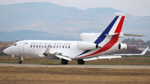 French President Emmanuel Macron visited Bratislava title=
