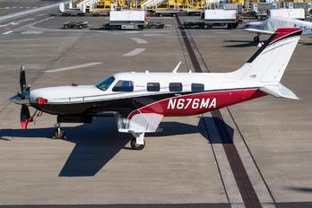 N676MA - Private Piper PA-46 Malibu Meridian / Jetprop DLX