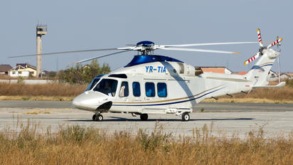 YR-TIA - Private Agusta Westland AW139