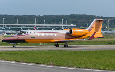 9H-LJE - Hyperion Aviation Learjet 60