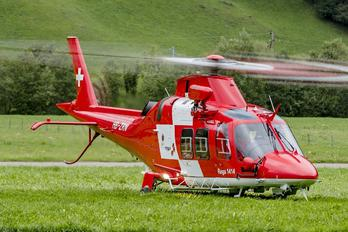 HB-ZRN - REGA Swiss Air Ambulance  Agusta / Agusta-Bell A 109SP