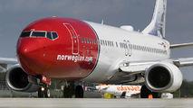 LN-NIA - Norwegian Air Shuttle Boeing 737-800 aircraft