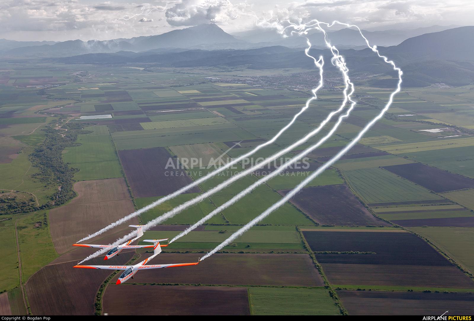 Romanian Airclub YR-3940 aircraft at Brasov - Ghimbav