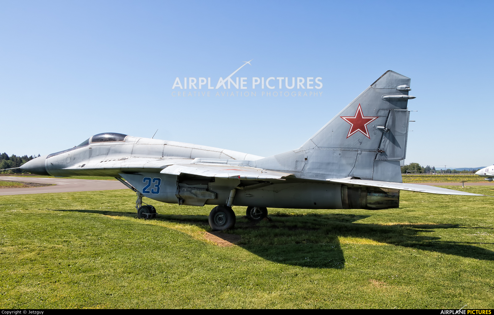 Russia - Air Force 23 aircraft at McMinnville - Evergreen Aviation & Space Museum