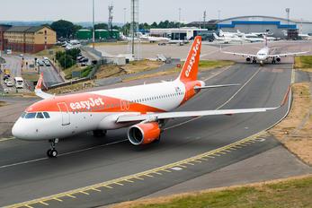 OE-IJV - easyJet Europe Airbus A320