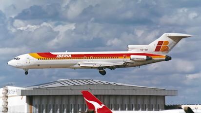 EC-GCI - Iberia Boeing 727-200