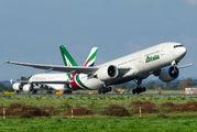 EI-DBK - Alitalia Boeing 777-200ER aircraft