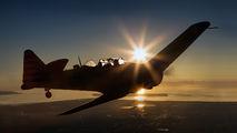 N421QB - Private Canadian Car & Foundry Harvard aircraft