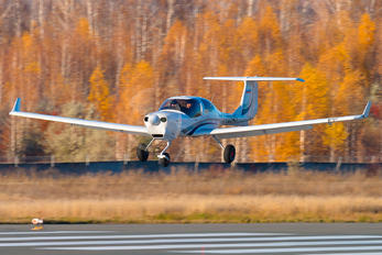 RA-02645 - Ulyanovsk Institute of Civil Aviation Diamond DA 40 NG Diamond Star