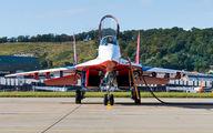 "RF-91928 - Russia - Air Force ""Strizhi"" Mikoyan-Gurevich MiG-29 aircraft"