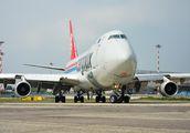 LX-RCV - Cargolux Boeing 747-400F, ERF aircraft