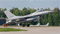 4041 - Poland - Air Force Lockheed Martin F-16C block 52+ Jastrząb aircraft