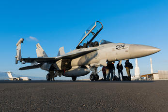 168274 - USA - Navy Boeing EA-18G Growler
