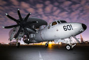 168276 - USA - Navy Grumman E-2C Hawkeye aircraft