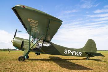 SP-FKR - Aeroklub Dolnosląski Yakovlev Yak-12M