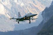 J-3201 - Switzerland - Air Force Northrop F-5F Tiger II aircraft