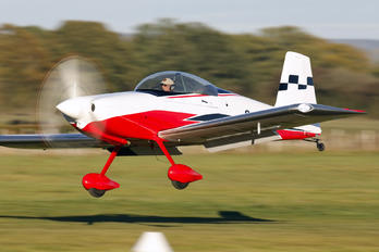 G-IIDD - Private Vans RV-8