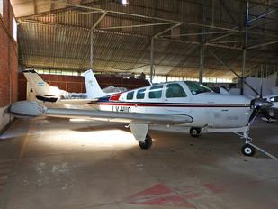 LV-HUQ - Private Beechcraft 36 Bonanza