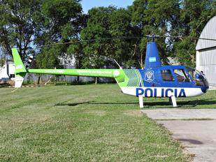 LV-FWC - Argentina - Police Robinson R-44 RAVEN II