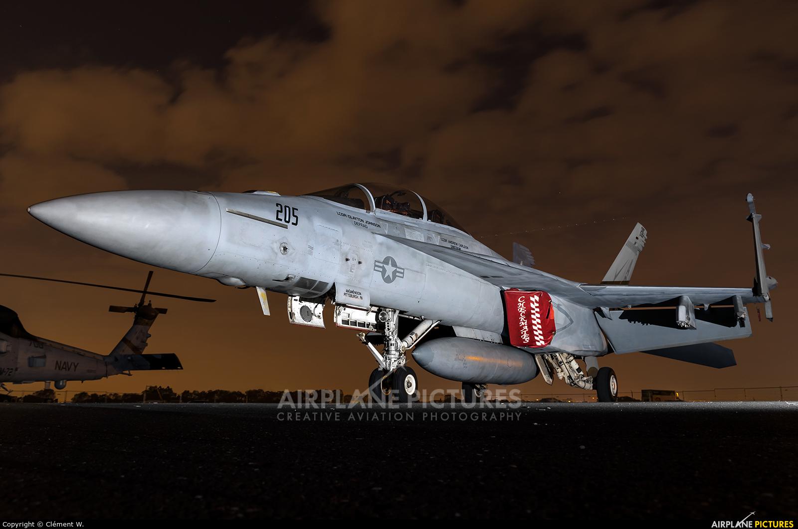 USA - Navy 166809 aircraft at Paris - Le Bourget