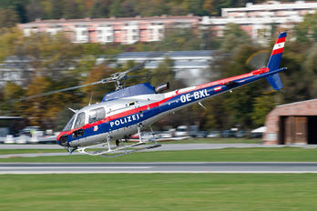 OE-BXL - Austria - Police Aerospatiale AS350 Ecureuil / Squirrel