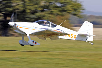 G-RVSX - Private Vans RV-6