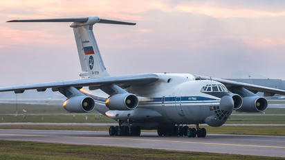 RA-76719 - 224 Flight Unit Ilyushin Il-76 (all models)