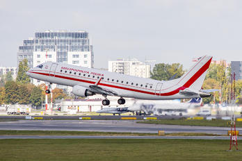 SP-LIG - Poland - Government Embraer ERJ-175 (170-200)