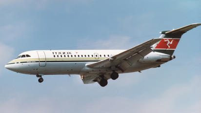 G-WLAD - Manx Airlines BAC 111