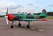 EW-125AM - Belarus - DOSAAF Yakovlev Yak-52 aircraft