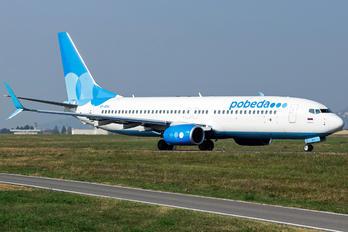 VP-BPU - Pobeda Boeing 737-8AL(WL)