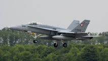 J-5002 - Switzerland - Air Force McDonnell Douglas F/A-18C Hornet aircraft