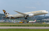 A6-BLH - Etihad Airways Boeing 787-9 Dreamliner aircraft