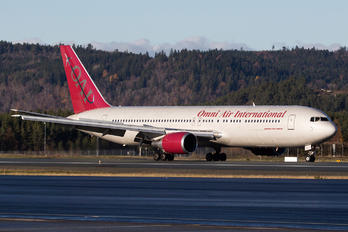 N351AX - Omni Air International Boeing 767-300ER