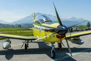 C-412 - Switzerland - Air Force Pilatus PC-9M aircraft