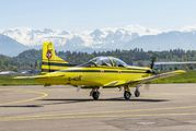 C-408 - Switzerland - Air Force Pilatus PC-9 aircraft