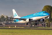 PH-EXN - KLM Cityhopper Embraer ERJ-175 (170-200) aircraft