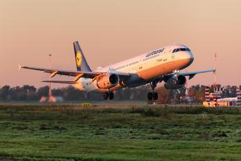 D-AISR - Lufthansa Airbus A320