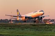 D-AISR - Lufthansa Airbus A320 aircraft