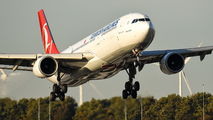 TC-JOD - Turkish Airlines Airbus A330-300 aircraft