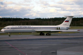 RA-86537 - Aeroflot Ilyushin Il-62 (all models)