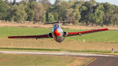 LV-X468 - Private Aero L-29 Delfín