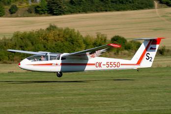 OK-5550 - Aeroklub Brno Medlánky LET L-23 Superblaník