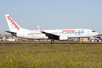 EC-KCG - Air Europa Boeing 737-800