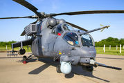 39 - Russia - Air Force Mil Mi-35M aircraft