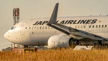 JA309J - JAL - Japan Airlines Boeing 737-800 aircraft
