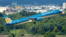 VN-A363 - Vietnam Airlines Airbus A321 aircraft