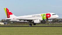CS-TTD - TAP Portugal Airbus A319 aircraft
