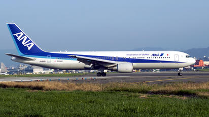 JA610A - ANA - All Nippon Airways Boeing 767-300ER