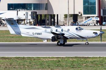 D-FMMT - Private Pilatus PC-12